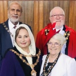 Shaheena Haroon becomes the first Muslim woman in Greater Manchester to be Deputy Mayor of Bury